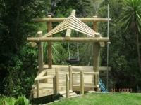 Custom Forts/Playhouses and Playgrounds: image 1 0f 3 thumb