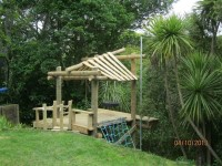 Custom Forts/Playhouses and Playgrounds: image 3 0f 3 thumb